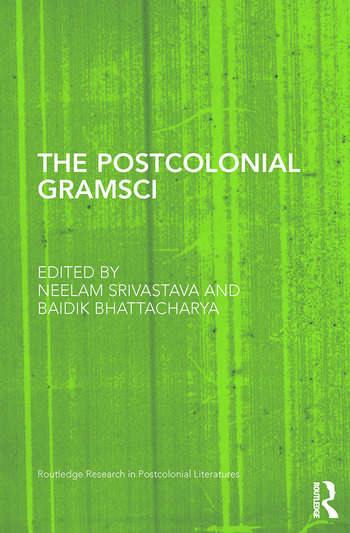 The Postcolonial Gramsci book cover