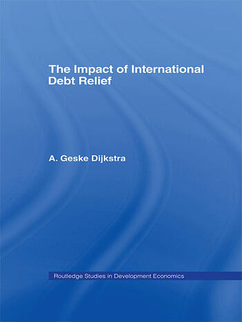 The Impact of International Debt Relief book cover