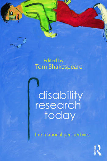 Disability Research Today International Perspectives book cover