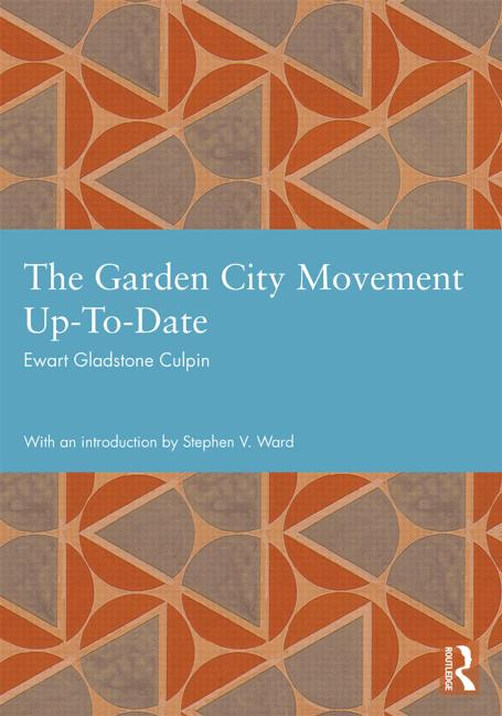 The Garden City Movement Up-To-Date book cover