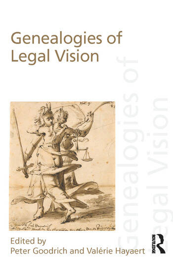 Genealogies of Legal Vision book cover