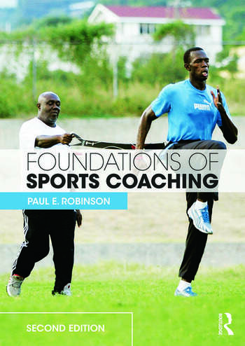 Foundations of Sports Coaching second edition book cover