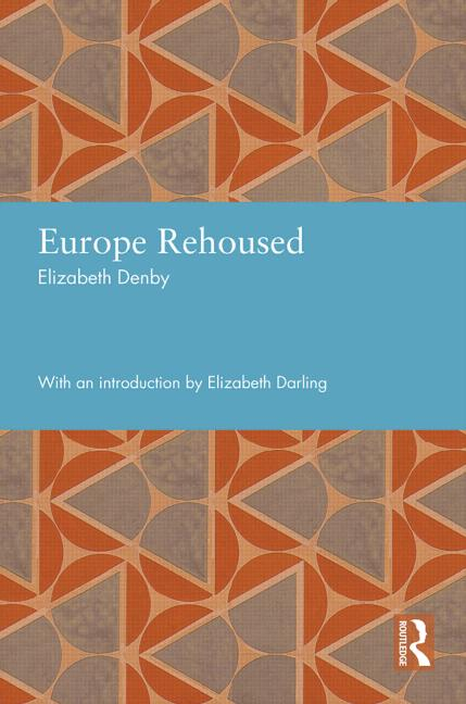 Europe Rehoused book cover