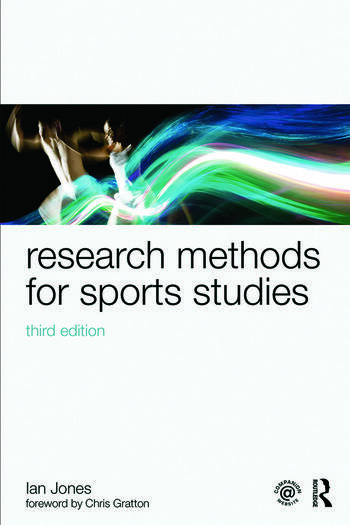 Research Methods for Sports Studies Third Edition book cover