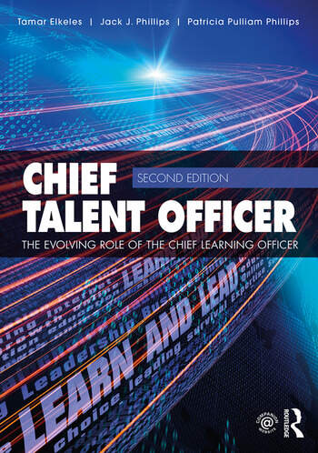 Chief Talent Officer The Evolving Role of the Chief Learning Officer book cover