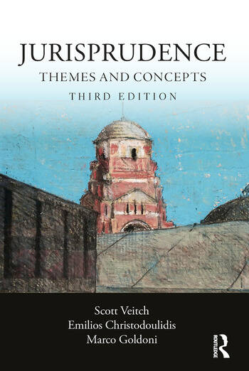 Jurisprudence Themes and Concepts book cover