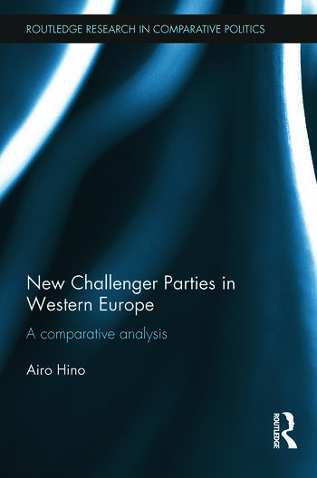 New Challenger Parties in Western Europe A Comparative Analysis book cover