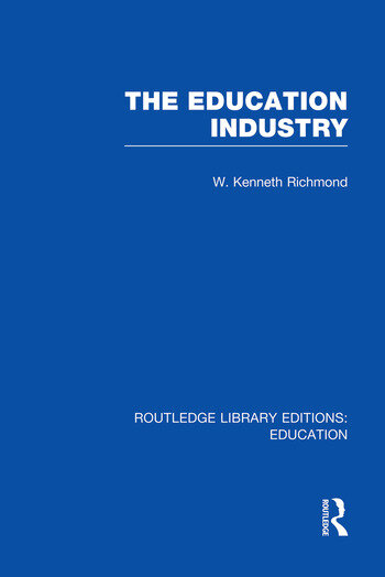 The Education Industry book cover