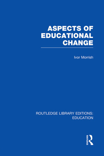 Aspects of Educational Change book cover