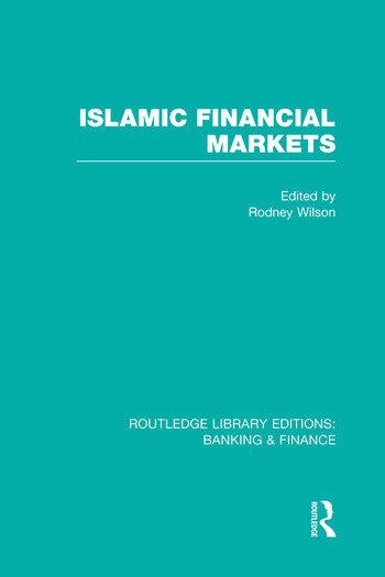 Islamic Financial Markets (RLE Banking & Finance) book cover