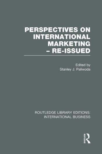 International Business Environment Book