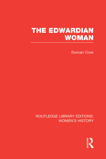 The Edwardian Woman book cover