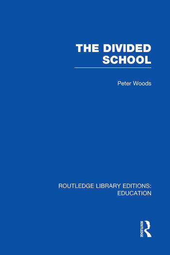 Divided School book cover