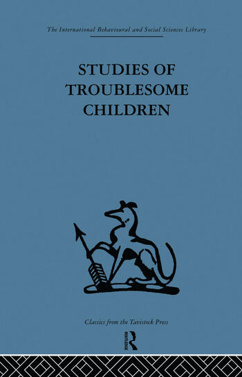 Studies of Troublesome Children book cover