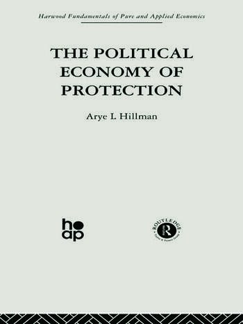 The Political Economy of Protection book cover