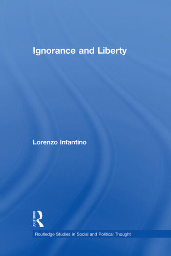 Ignorance and Liberty book cover
