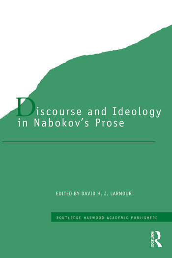 Discourse and Ideology in Nabokov's Prose book cover