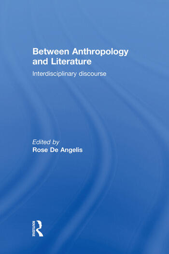 Between Anthropology and Literature book cover