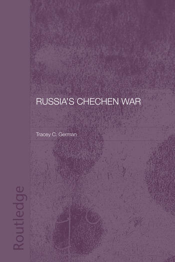 Russia's Chechen War book cover