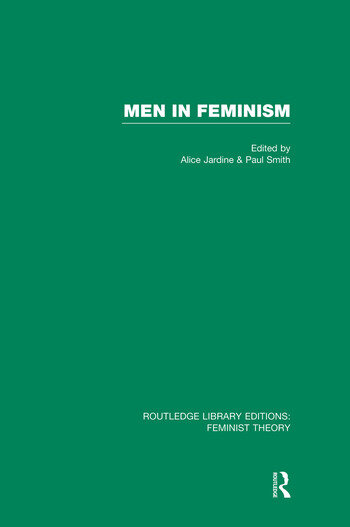 Men in Feminism (RLE Feminist Theory) book cover