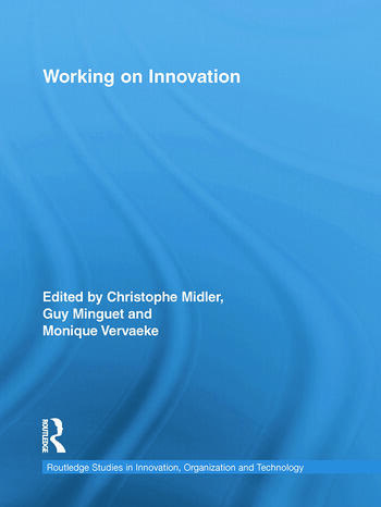 Working on Innovation book cover