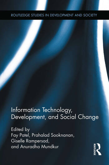 Information Technology, Development, and Social Change book cover