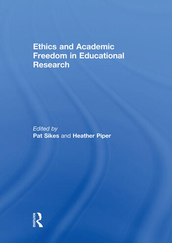 Ethics and Academic Freedom in Educational Research book cover