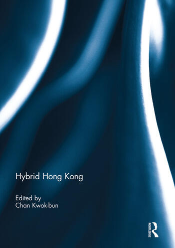 Hybrid Hong Kong book cover