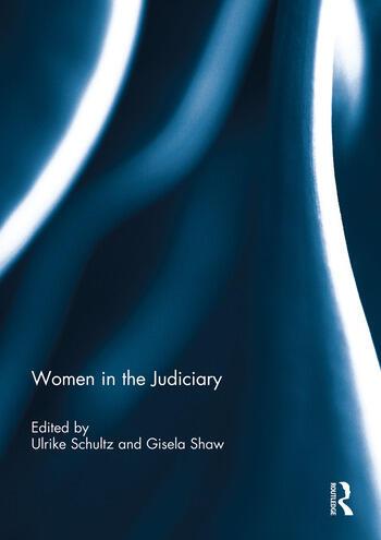 Women in the Judiciary book cover