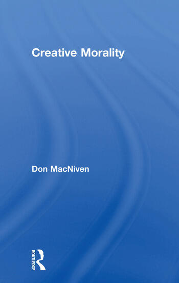 Creative Morality book cover