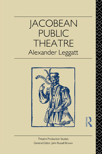 Jacobean Public Theatre book cover