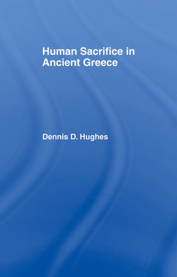 Human Sacrifice in Ancient Greece book cover