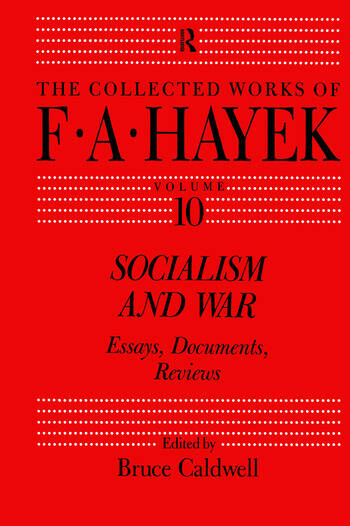 Socialism and War Essays, Documents, Reviews book cover