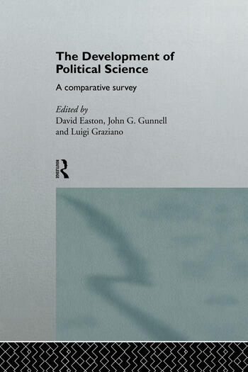 The Development of Political Science A Comparative Survey book cover