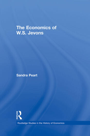 The Economics of W.S. Jevons book cover