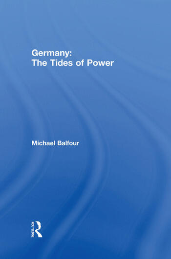 Germany - The Tides of Power book cover
