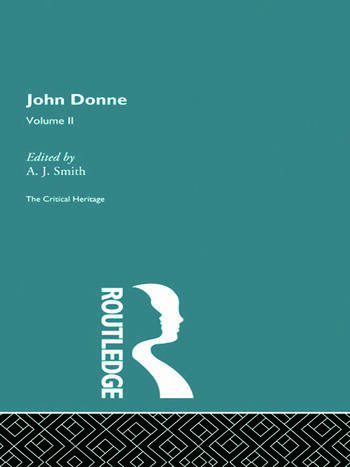 john donne and british literature essay Conceit in donne's poetry many of john donne's poems contain metaphysical conceits and intellectual reasoning to build a deeper understanding of the speaker's emotional state a conceit can be defined as an extended, unconventional metaphor between objects that appea.