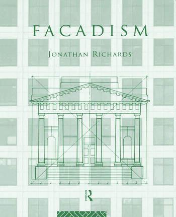 Facadism book cover