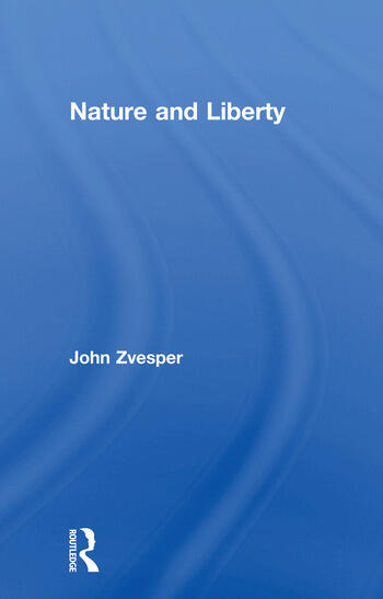 Nature and Liberty book cover