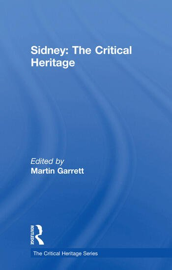 Sidney: The Critical Heritage book cover