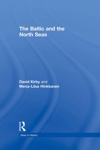 The Baltic and the North Seas book cover