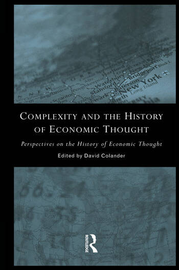 Complexity and the History of Economic Thought book cover