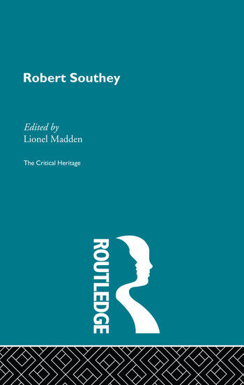 Robert Southey The Critical Heritage book cover