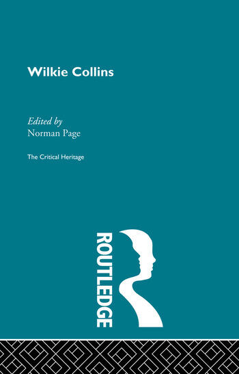 Wilkie Collins The Critical Heritage book cover