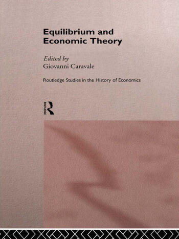 Equilibrium and Economic Theory book cover