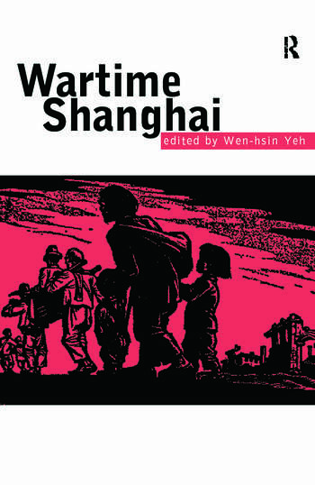 Wartime Shanghai book cover