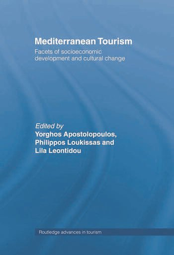 Mediterranean Tourism Facets of Socioeconomic Development and Cultural Change book cover