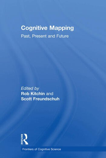 Cognitive Mapping Past, Present and Future book cover