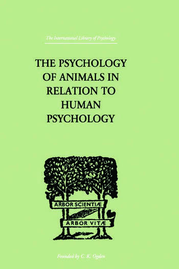Psychol Animals Ilpsy 59 book cover