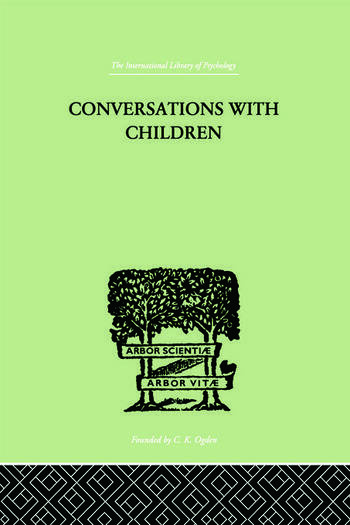 Conversations With Children book cover